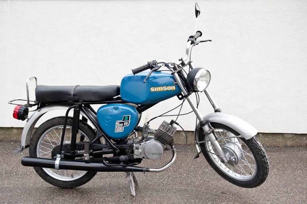 Simson S50 1976