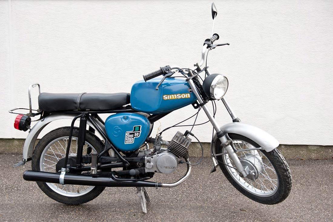 Simson S50 1974