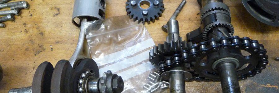 Neues Angebot: Reparaturen von Velosolex, Simson, Sachs, Zündapp -Mopeds